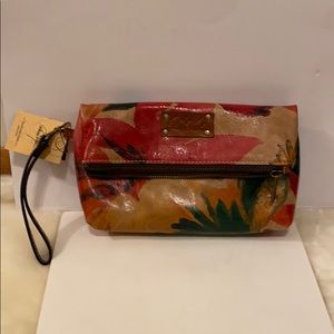 Patricia Nash clutch and or purse or wristlet